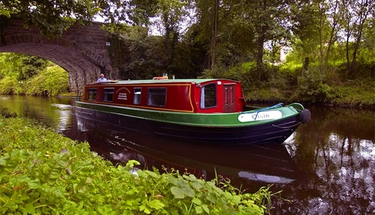 Luxury Canal Boat 'legend Class' Charter In Limerick