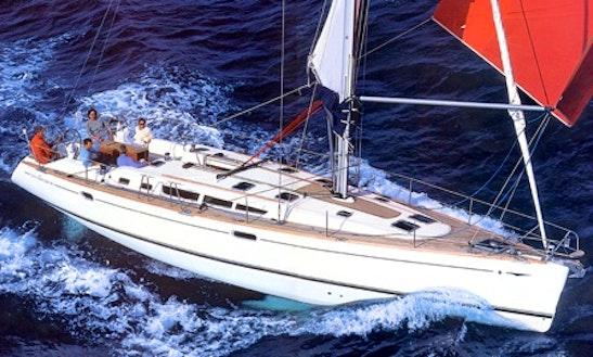 Charter Jeanneau 49 On Manitoulin Island