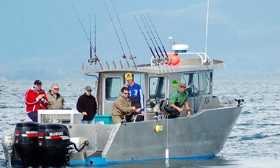 Fishing Charters & Vacation Packages In Sitka, Alaska
