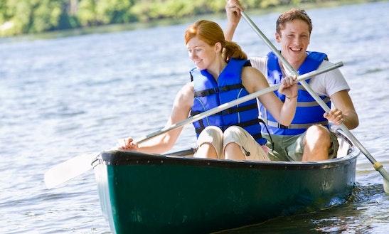 Paddle Boat Rentals In Island Park, Idaho