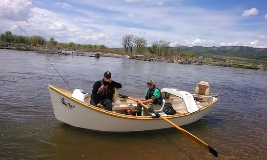 Guided Drift Boat Fishing Trip In Yampa Valley, Colarado