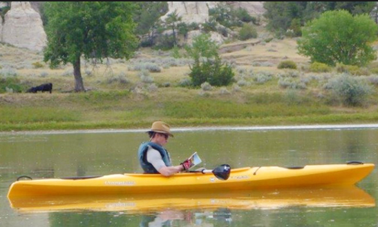 Double Kayak Rental In West Yellowstone, Montana