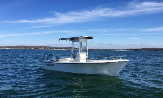 Homosassa Inshore Fishing Charter in Lecanto