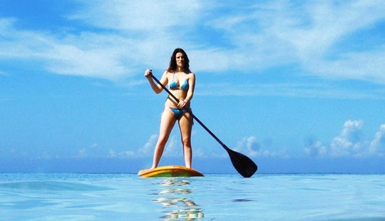 Stand-up Paddleboard Rental In West Bay