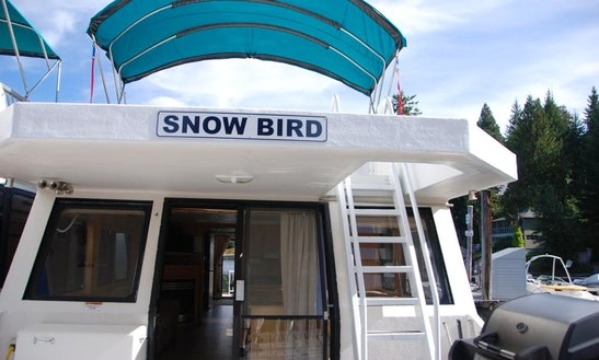 Houseboat Snowbird For Rent In Port Alberni