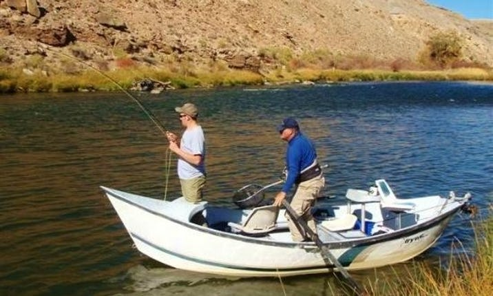 Guided Gunnison River Float Fishing Trip with Jason   GetMyBoat