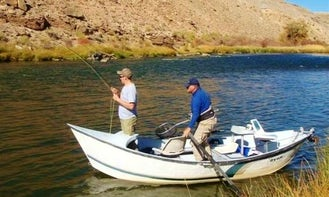 Guided Gunnison River Float Fishing Trip with Jason