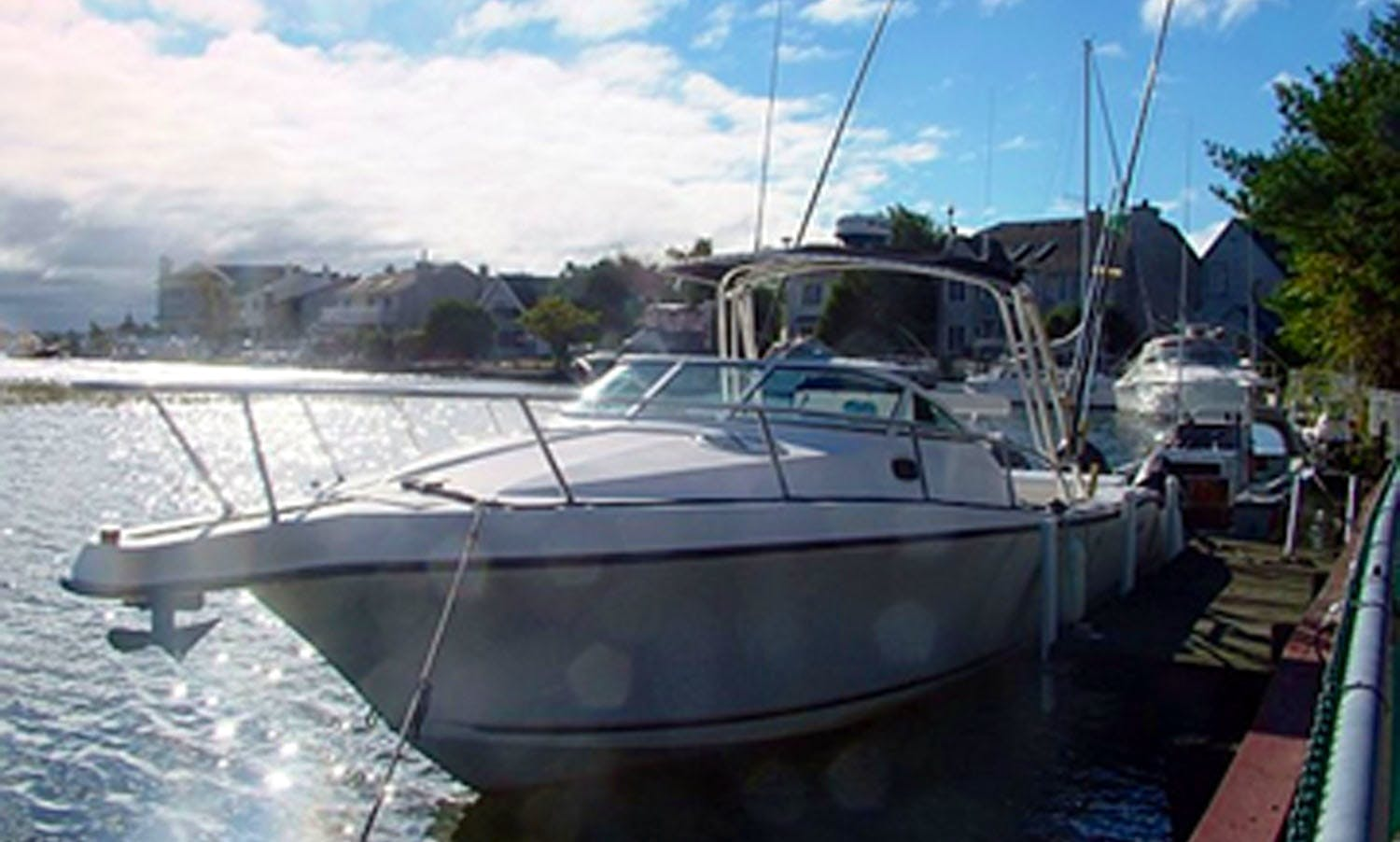 """Fishing Charter On 37ft """"Brown Eyed Girls"""" Center Console In Brick, New Jersey"""