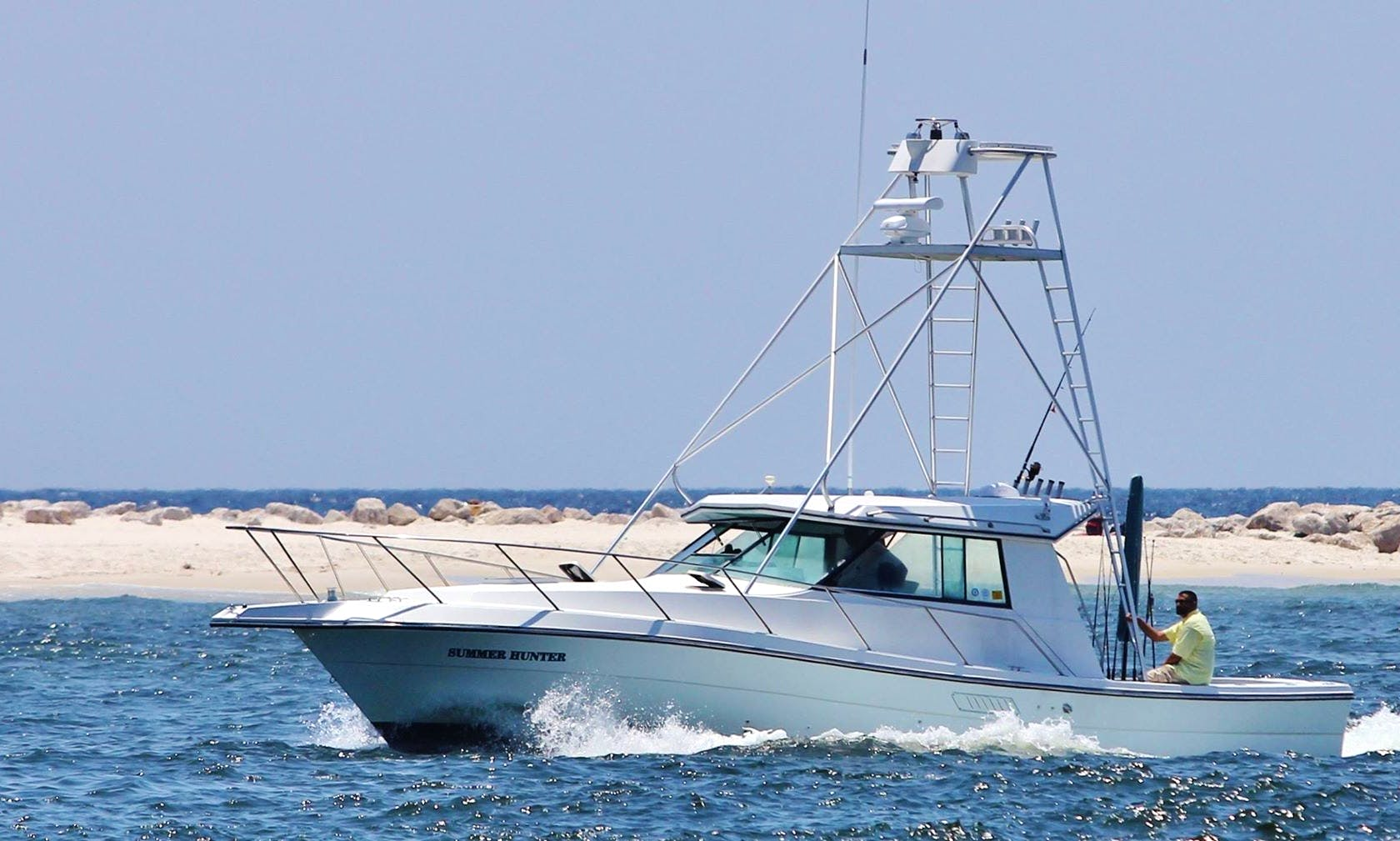 "39ft ""Summer Hunter"" Express Sportfisherman In Orange Beach, Florida"