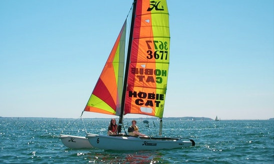 Morro Jable Hobie Cat 15 Rental