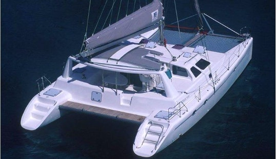 Explore Mallorca On A Voyage 440 Catamaran