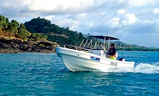 Full Day Fishing Charter In Whitsundays, Cannonvale