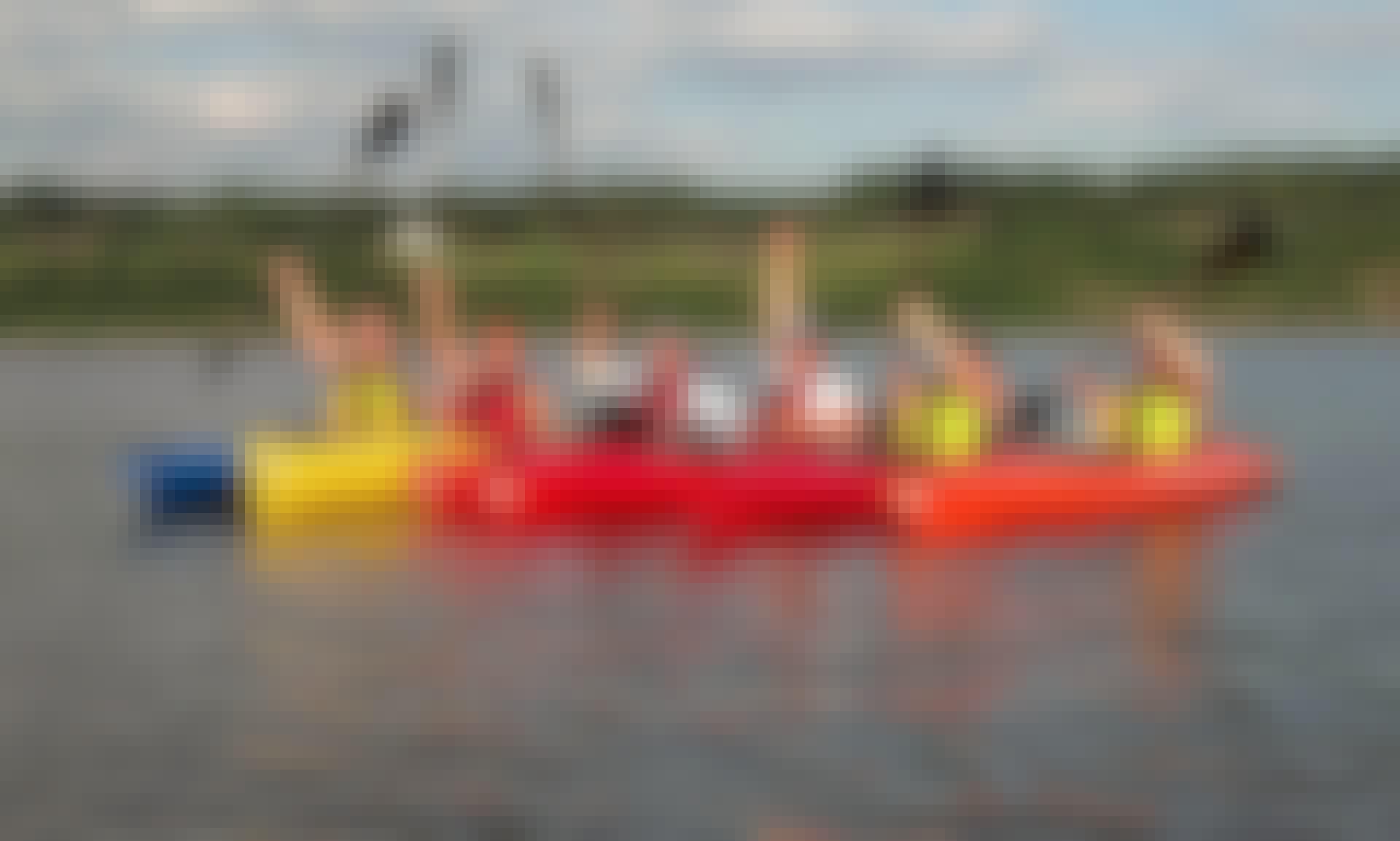 Guided Kayak Tours in Saugerties, New York