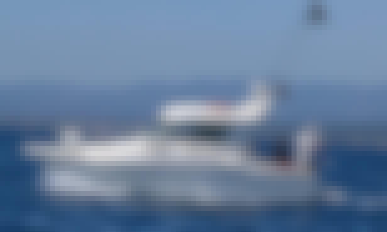 "Fishing Charter on the ""Garrote"" in Tarragona, Spain"