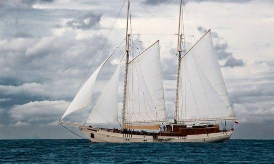 Crewed Charter On Mutiara Laut In Indonesia