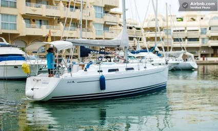 Hanse 342 Sailing Yacht Charter In Spain