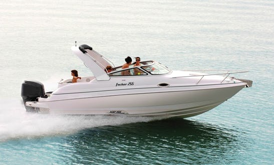 23' Fibrafort 755 Boat Rental In Dénia
