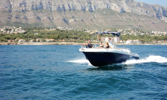 Rent This Beneteau 650 Flyer Boat In Dénia