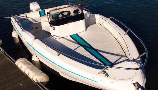 Rio 500 Sol Boat Rental In Dénia