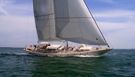 Crewed Charter On Vintage In Balearics Or France