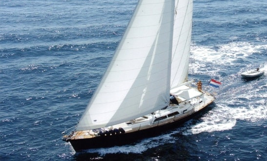 Crewed Charter On Cayenne In Palma De Mallorca