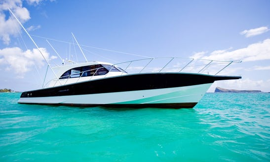 53ft Sport Fisherman Charter In Goodlands, Mauritius