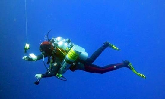Diving Charter In Abades, Canarias Spain