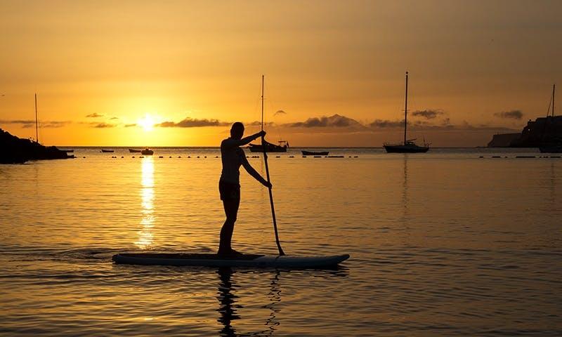 Book a 3-Hour SUP Lessons and Rental in Las Palmas de Gran Canaria, Spain