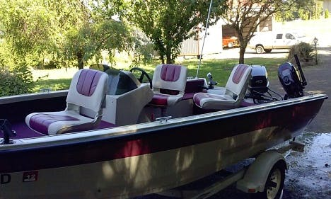 Crestliner Fish Hawk 165 Boat Rental in Oregon City