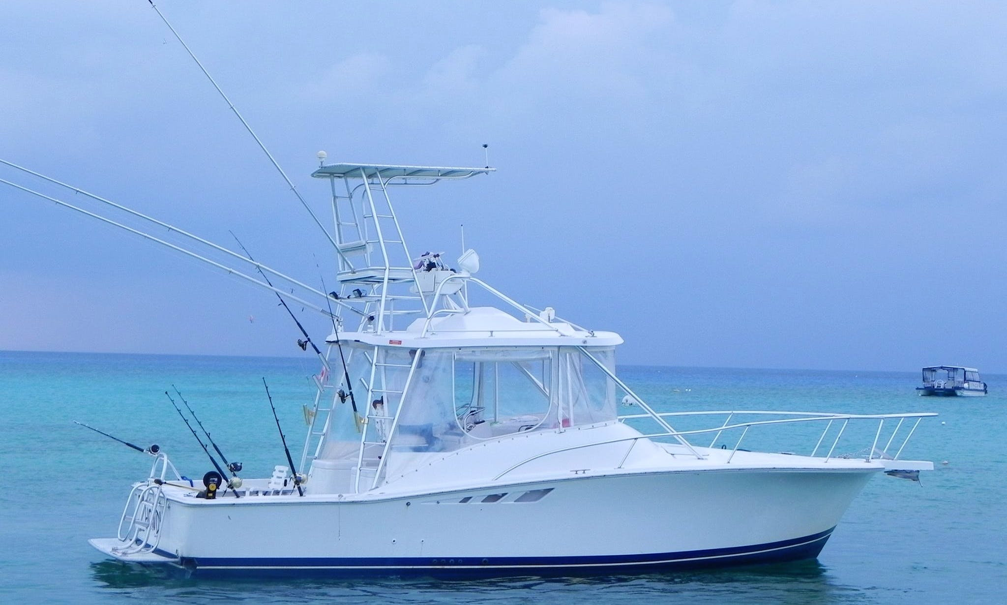 Sport Fisherman Charter in Cayman Islands