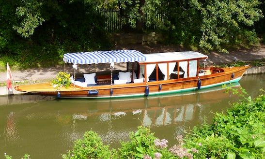Houseboat Rental In Bath, Uk