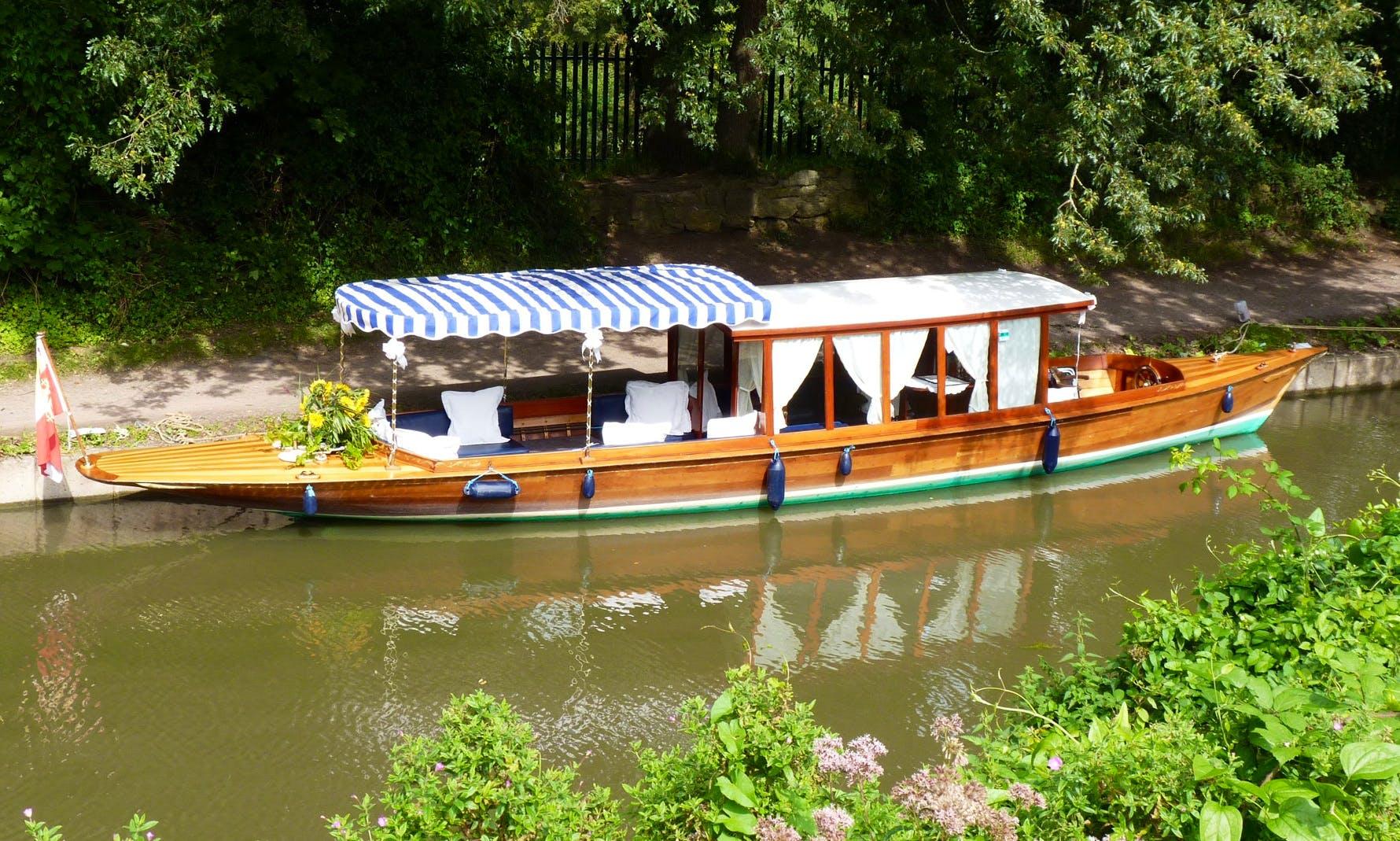 Canal Boat Rental in Bath, UK