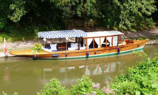 Houseboat Rental In Bath, Uk