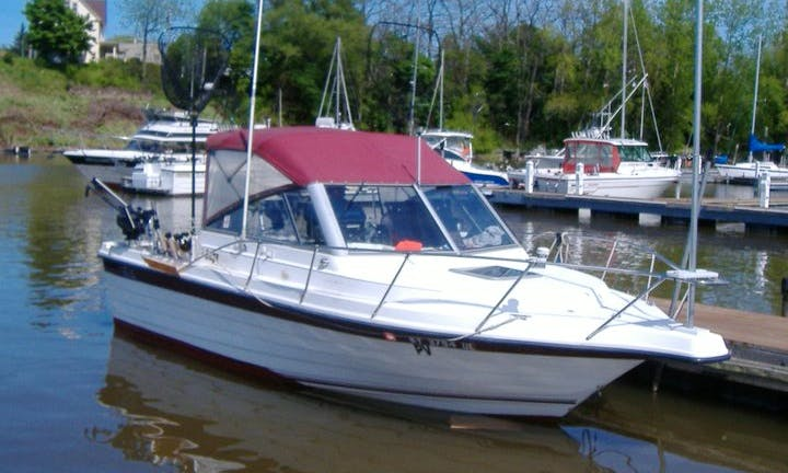 Fishing Charter in Oswego