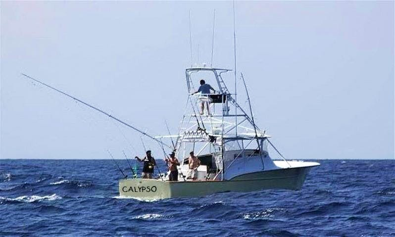 "36' ""Calypso"" Sport Fisherman In Hatteras, North Carolina United States"