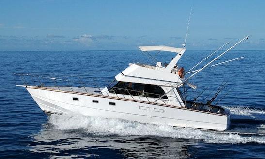 Fishing Charter On Moana In La Preneuse