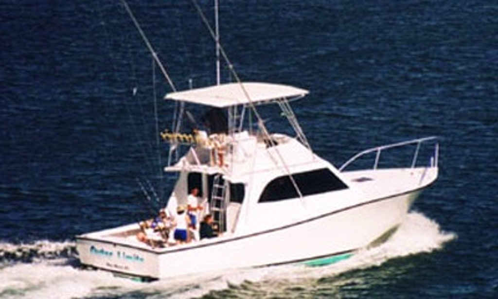 Luxury Fishing Boat Charter In Key West Florida With Captain Cra