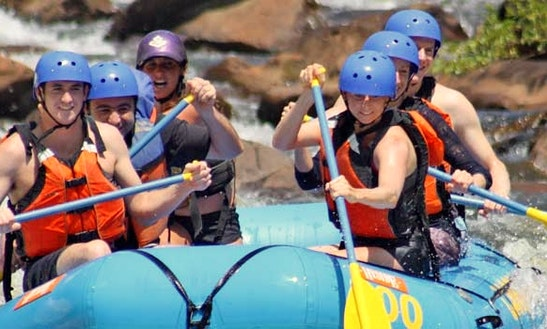 Ocoee River Raft Rentals And Guides In Topton, Nc