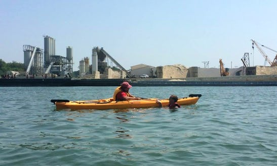 Single Kayak Rental In Cape Charles