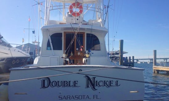 Sport Fisherman In Sarasota, Florida, United States