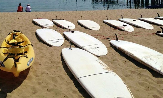 Stand Up Paddle Board Rental In Provincetown