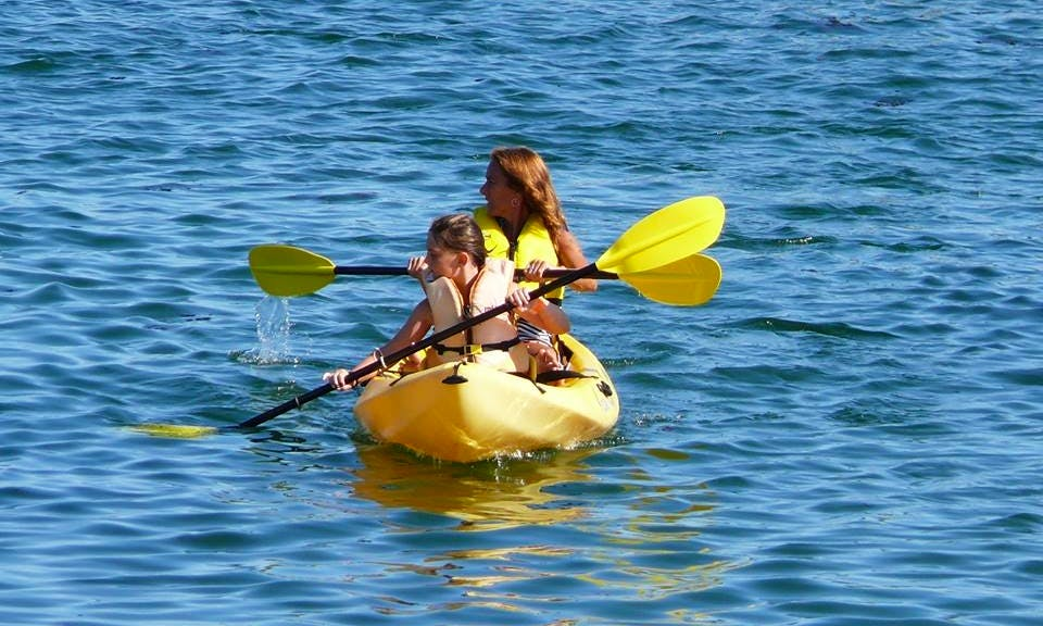 Rent Two Person Kayak or Book Private Kayaking Lessons In Provincetown