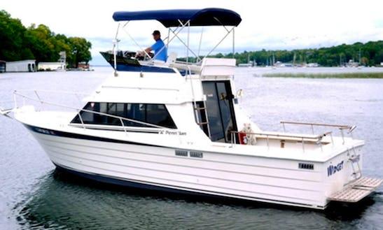 Lake Ontario Penn Yan Fishing Charter