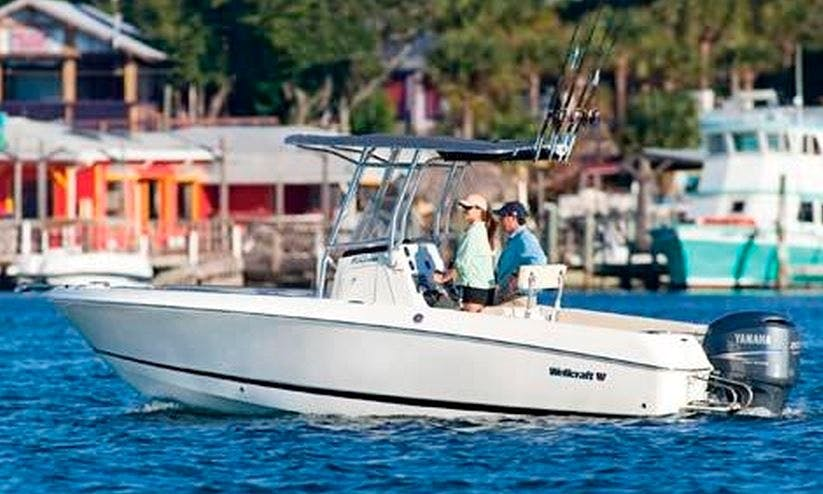 Fishing Charters with Captain Randy