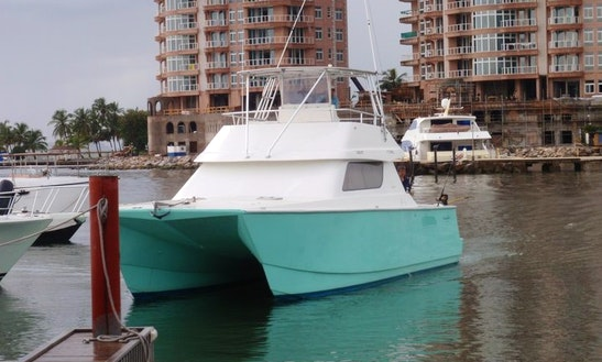 Guided Fishing Charter/passenger Ferry In Port Of Spain, Trinidad Y Tobago