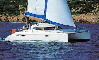 Captained Charter on 40' Lavezzi in San Blas, Panama. All Inclusive