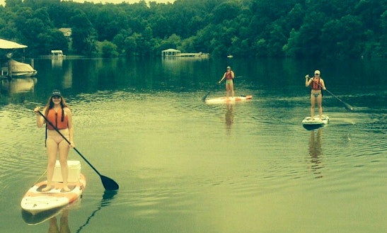 Stand Up Paddleboard Rentals And Guides In Catawba, Nc
