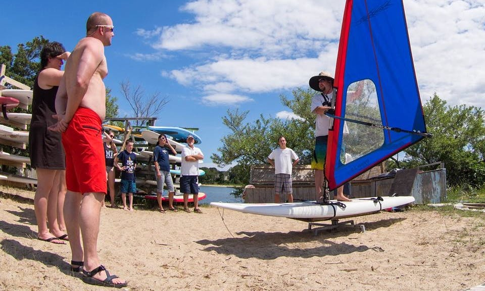 Wind Surfer Rentals and Lessons in Vineyards Haven, MA