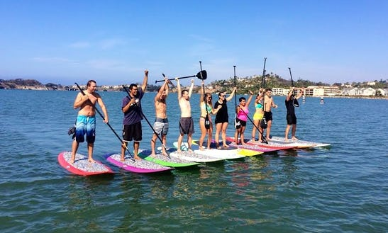 Stand Up Paddle Rentals & Lessons In Carlsbad, California