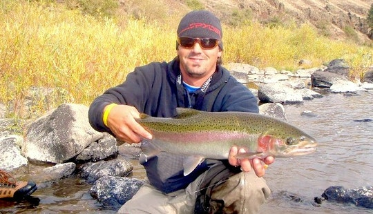 Mitch Allen Guided Three Rivers Fishing Tours